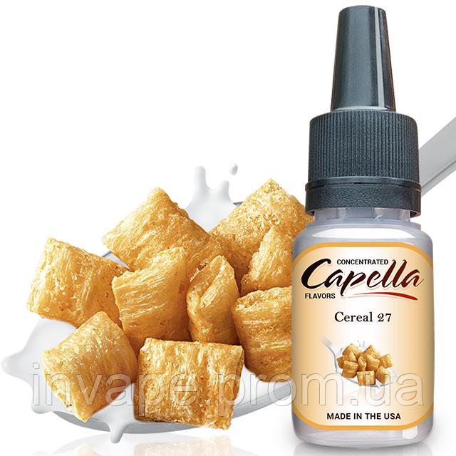 Ароматизатор Capella Cereal 27 (Хлопья) 5мл