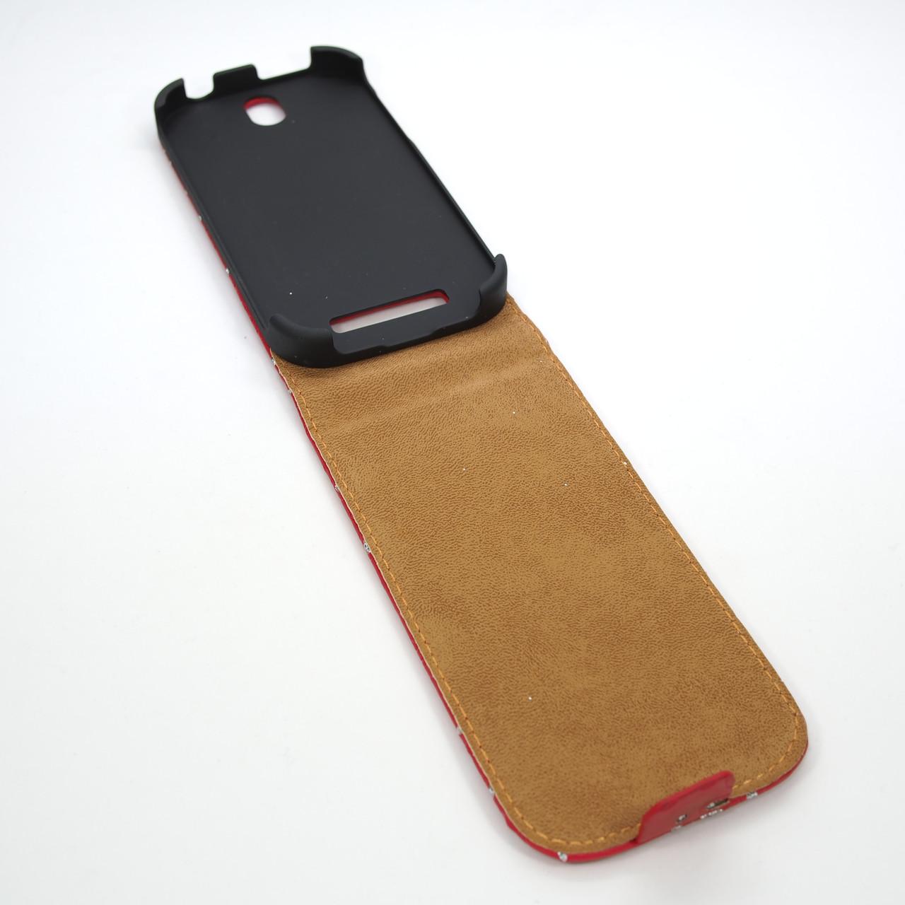 HTC One SV Для телефона Красный