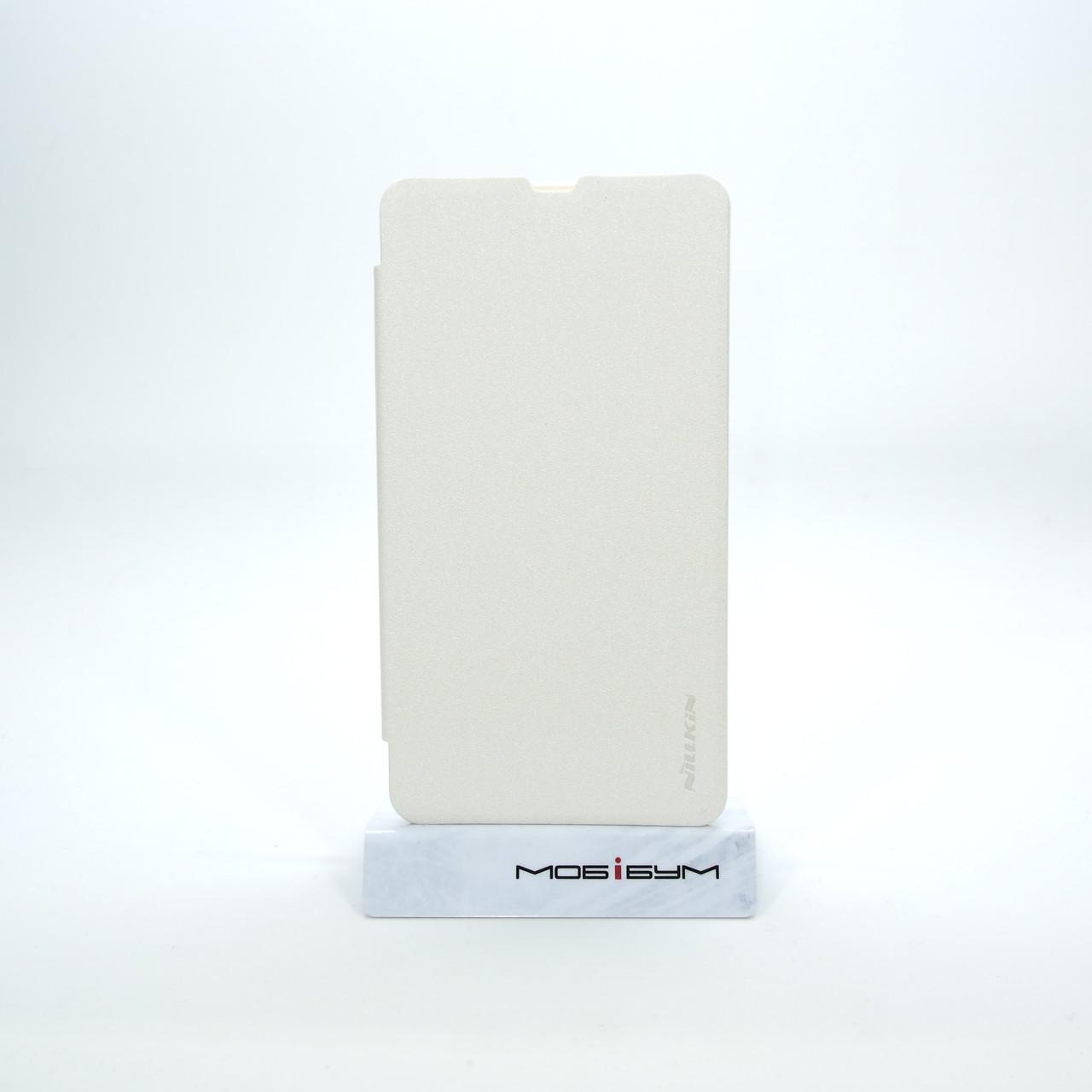 Чехол Nillkin Sparkle Microsoft Lumia 535 white EAN/UPC: 6956473221081