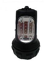 Светодиодный аккумуляторный фонарь GD-3301HP от GD Lite, фото 2
