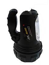 Светодиодный аккумуляторный фонарь GD-3301HP от GD Lite, фото 3