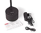 Умная лампа MAXUS DKL 8W (звук, USB, димминг, температура) черная, фото 2