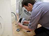 Установка стиральных машин в Харькове