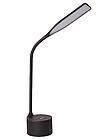 Умная лампа MAXUS DKL 8W (звук, USB, димминг, температура) черная, фото 3