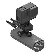 Кріплення LEZYNE GPS/GoPro/фари Direct X-lock system чорний  , фото 2