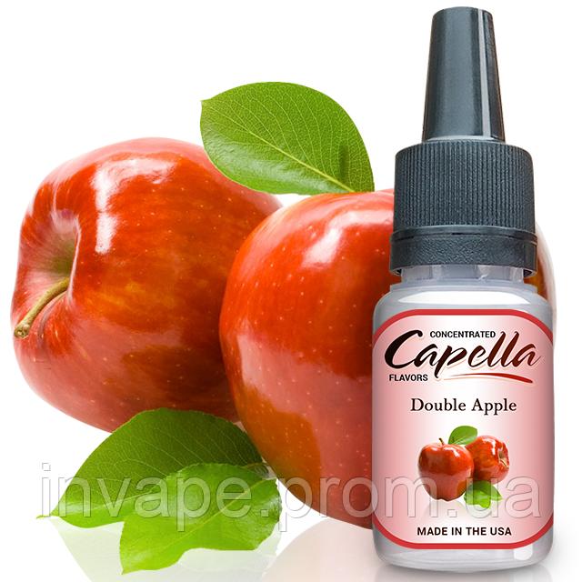 Ароматизатор Capella Double Apple (Двойное Яблоко) 5мл