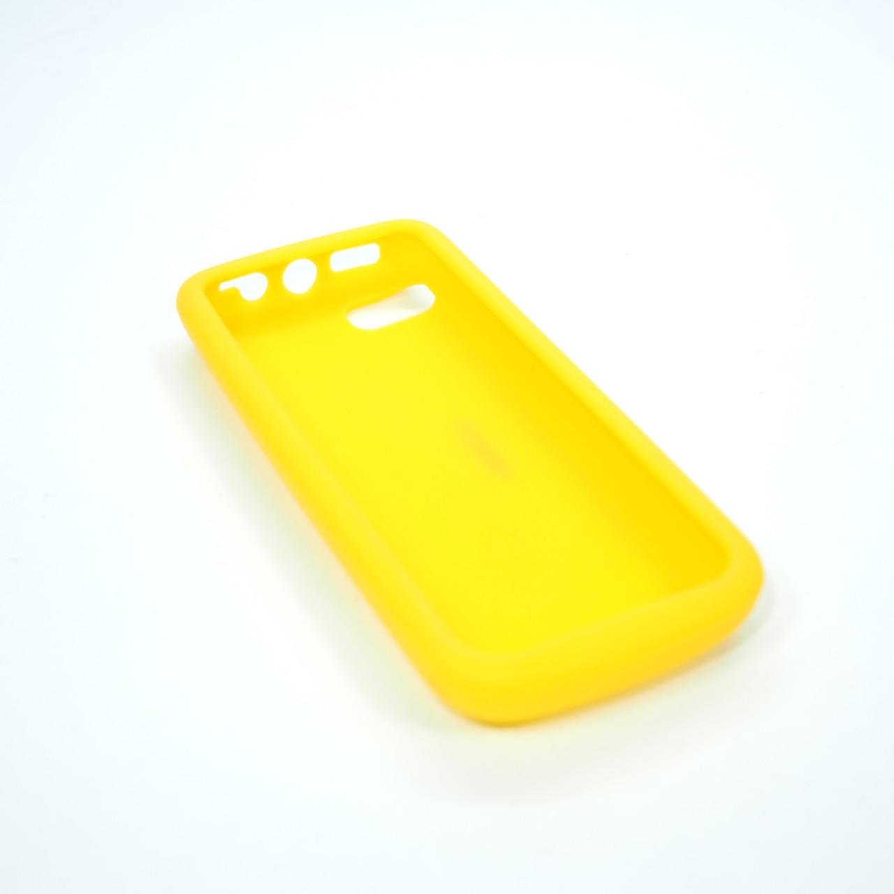 Nokia CC-1014 C3-01 Silicone Cover yellow