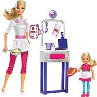"""Кукла Барби из серии """" Я могу быть...повар-блинопек"""", фото 1"""