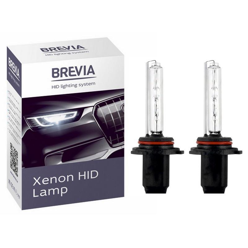Ксеноновые лампы BREVIA HB3[9005] 6000K комплект
