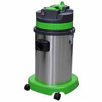 GRASS PS-0116 Профессиональный пылеводосос 1 турбинный 30л. для сухой и влажной уборки