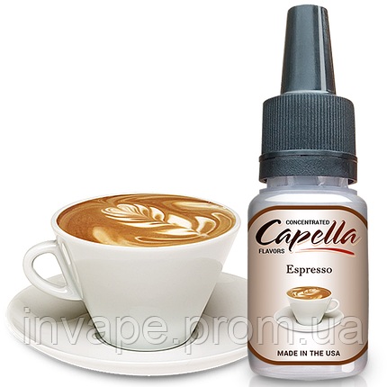 Ароматизатор Capella Espresso (Эспрессо) 5мл, фото 2