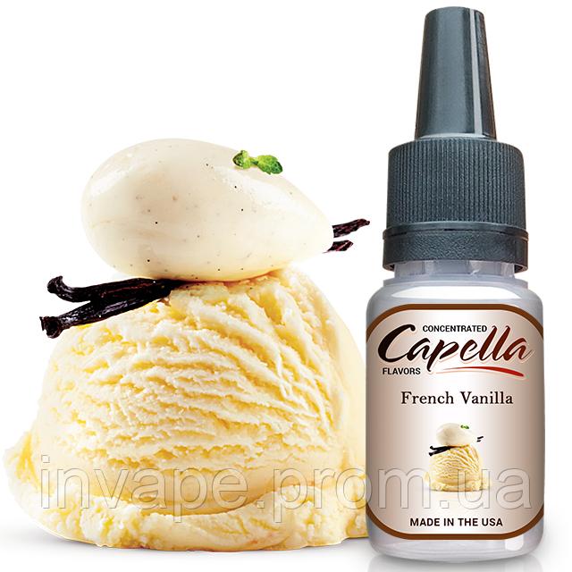 Ароматизатор Capella French Vanilla (Французская Ваниль) 5мл