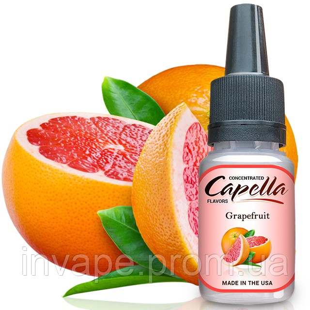 Ароматизатор Capella Grapefruit (Грейпфрут) 5мл