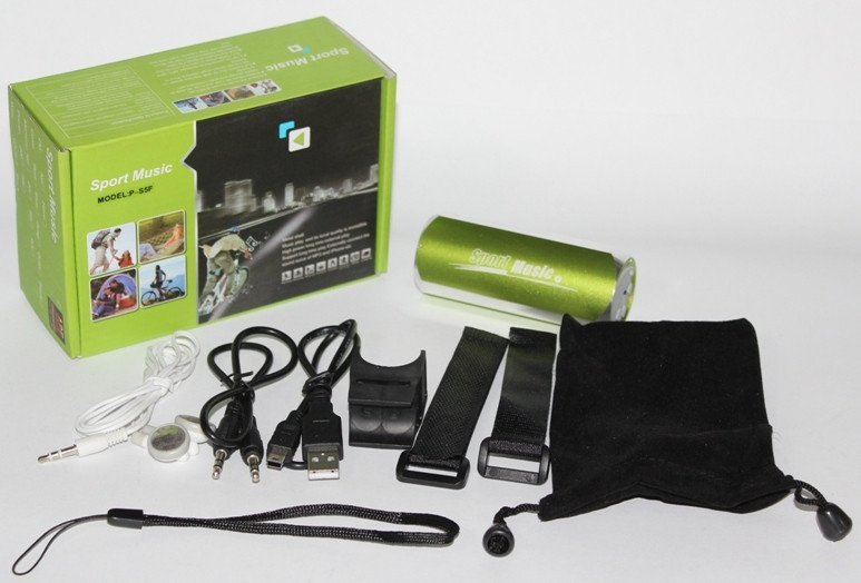 Колонка MP3 плеер для велосипеда P-S5F