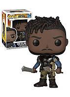 Фигурка Funko POP Erik Killmonger - Black Panther (278) 9.6 см