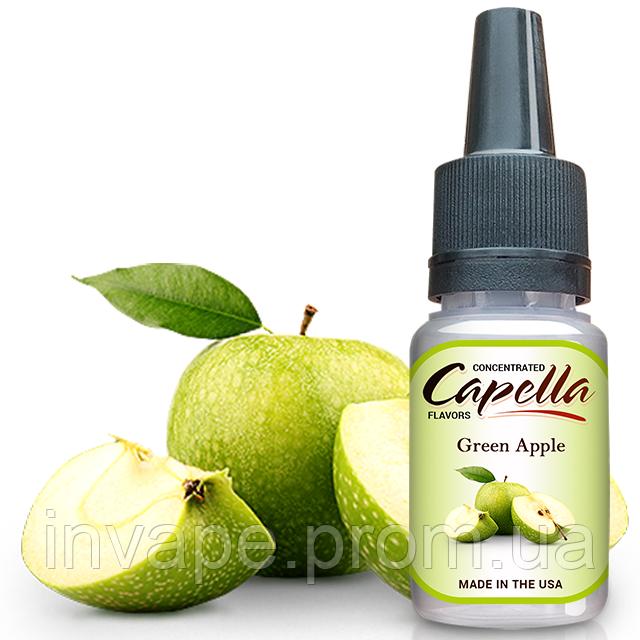 Ароматизатор Capella Green Apple (Зеленое Яблоко) 5мл