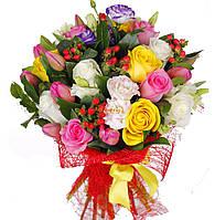 Доставка цветов на праздник, фото 1