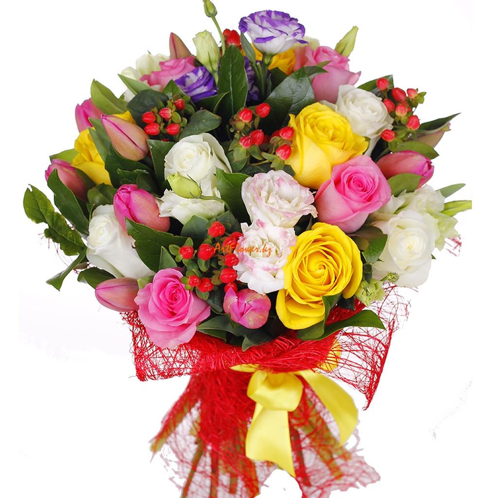 Доставка цветов недорогая