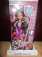 Кукла Monster High Music Festival Clawdeen Wolf Клодин Вульф Музыкальный фестиваль