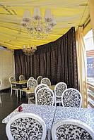 Шторы для ресторанов, гостиниц