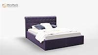 Кровать мягкая 160х200 Манчестер подъемная с каркасом Миро-Марк, фото 1