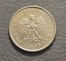 Польша 1 злотый 1995 год (АП)