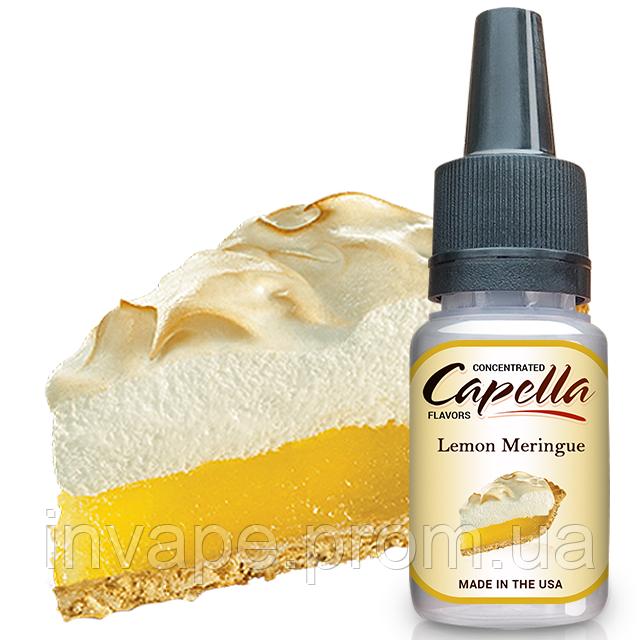 Ароматизатор Capella Lemon Meringue Pie (Пирог с Лимонным Безе) 5мл