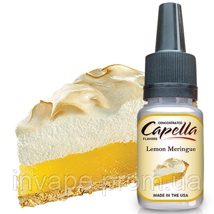 Ароматизатор Capella Lemon Meringue Pie (Пирог с Лимонным Безе) 5мл, фото 2
