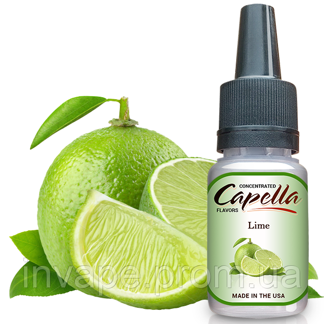 Ароматизатор Capella Lime (Лайм) 5мл