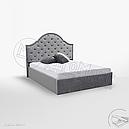 Кровать мягкая 180х200 Милана подъемная с каркасом Миро-Марк, фото 3