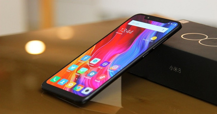 Xiaomi Mi 8 потерял в цене около 75 долларов