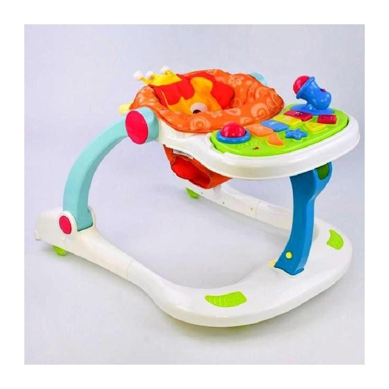 Детский игровой центр ходунки HE0802 4в1