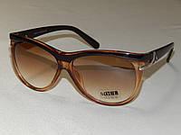 Солнцезащитные очки, SOUL коричневые 840123