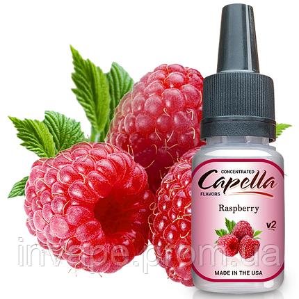 Ароматизатор Capella Raspberry v2 (Малина) 5мл, фото 2