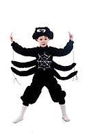 Карнавальный костюм Паук, карнавальный костюм для мальчика, рост 100-110 см