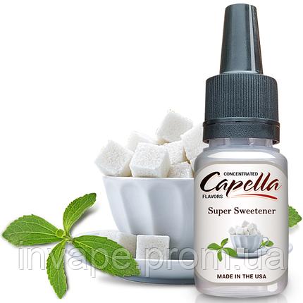 Ароматизатор Capella Super Sweetener (Подсластитель) 5мл, фото 2
