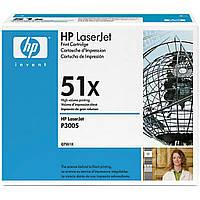 Картридж HP LJ  51X P3005/ M3027/ M3035 (Q7551X)