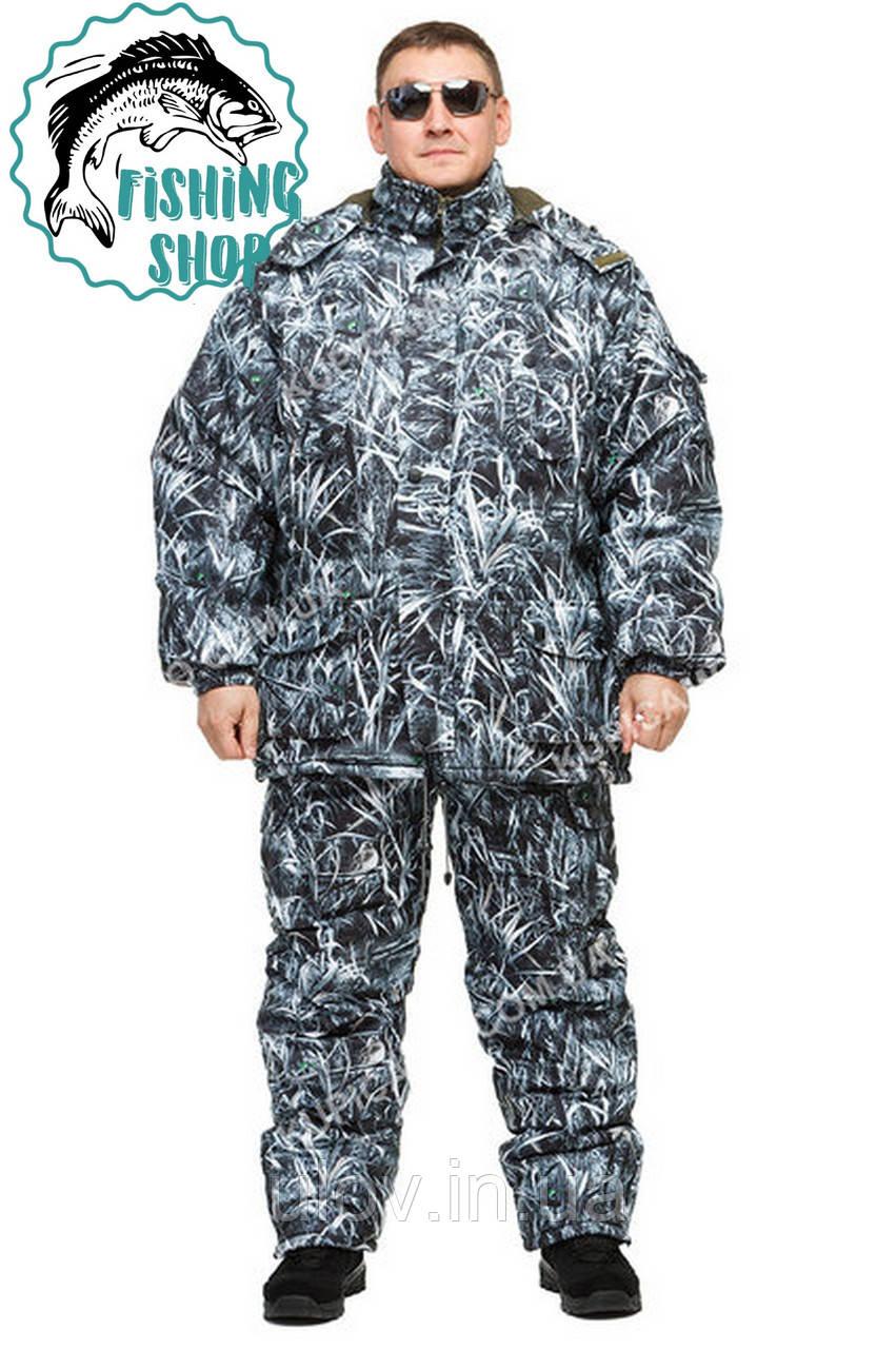 """Зимовий костюм з водостійкої тканини Alova """"Зимовий очерет"""" до -30℃"""