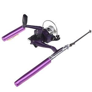 Карманная ручка-удочка Pocket Fishing Rod + катушка (К-1)