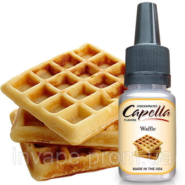 Ароматизатор Capella Waffle (Вафля) 5мл