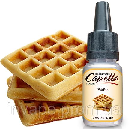Ароматизатор Capella Waffle (Вафля) 5мл, фото 2