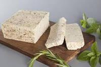 """Тофу соевый сыр """"Итальянский""""с травами"""