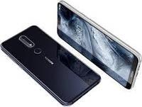 Nokia X6 6/64gb dual Blue, фото 1