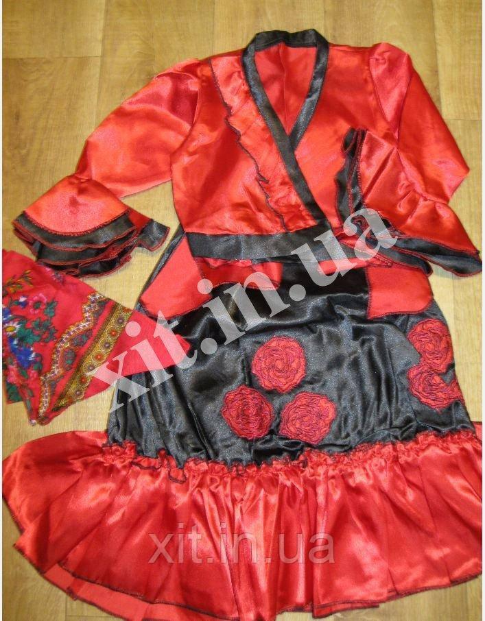 Детский костюм цыганки, р-р 34, 38