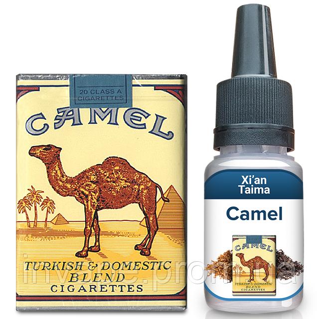 Ароматизатор Xi'an Taima - Camel (Кемел) 5мл