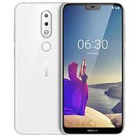 Nokia X6 6/64gb dual White