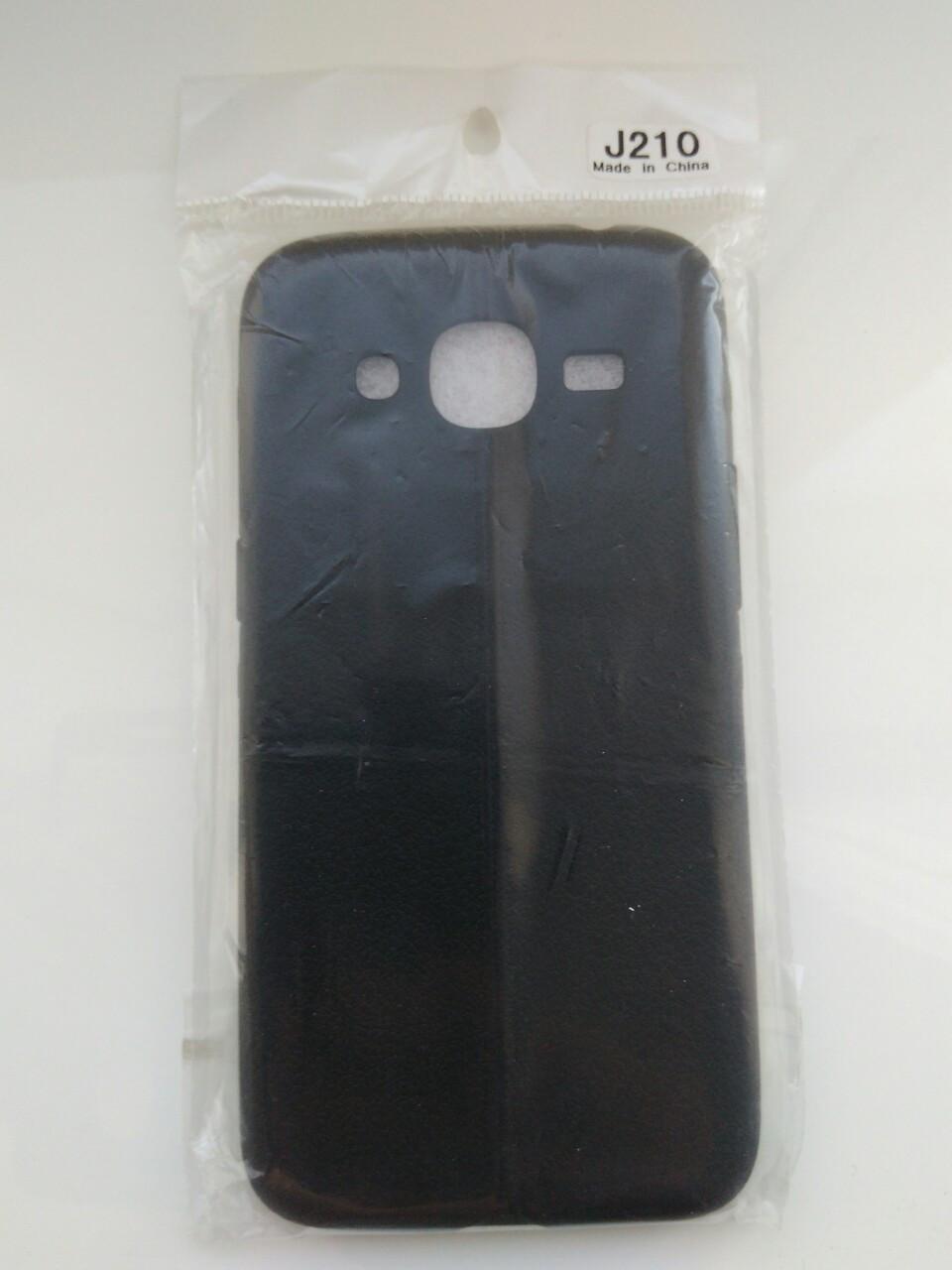 Силиконовый чехол накладка Samsumg J 210