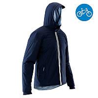 Куртка велосипедная теплая мужская Btwin 900
