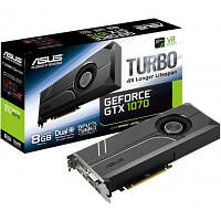 Видеокарта ASUS GeForce GTX1070 8192Mb TURBO (TURBO-GTX1070-8G)