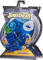 Screechers Wild  Level 1 Jayhawk Blue Дикие Скричеры Машинка-Трансформер Джейхок!, фото 1